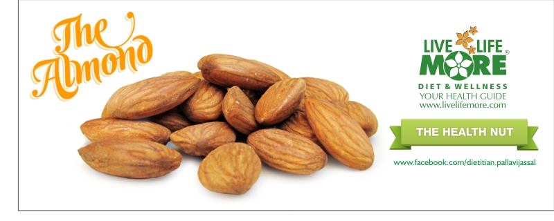 Why Should You Eat Almonds-by Dietitian Pallavi Jassal