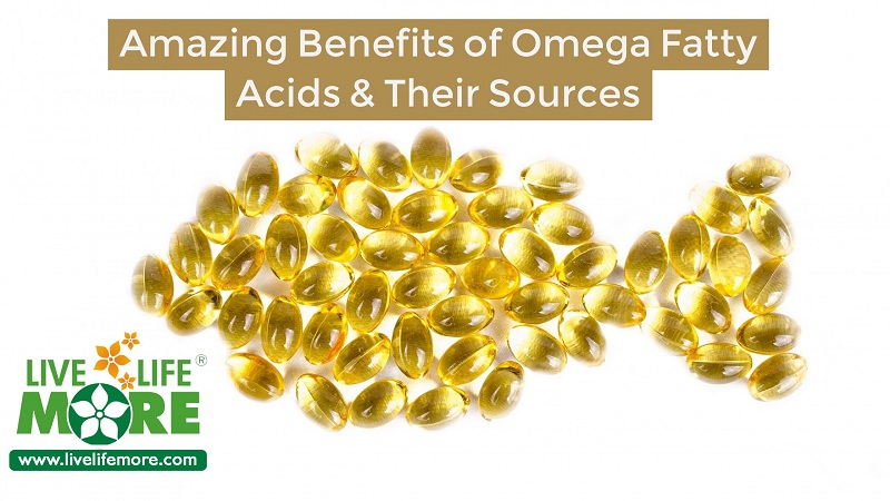 Amazing Benefits of Omega Fatty Acids