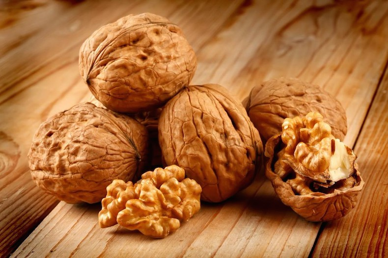 Walnuts- the King of nuts
