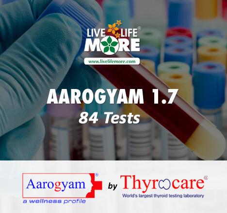 Thyrocare Aarogyam 1.7