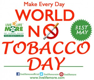 This World No Tobacco Day