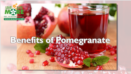 Top 9 Proven Health Benefits of Pomegranate – Health Tips