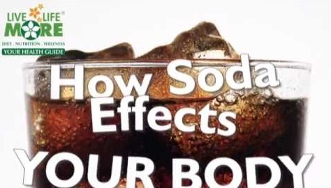 How does soda negatively affect your body?