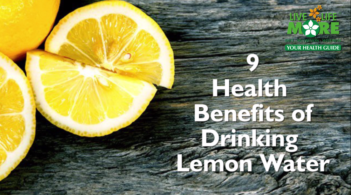 Top 9 Health Benefits of Drinking Lemon Water Every Morning