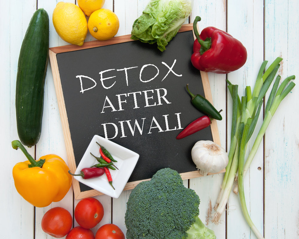6 Ways To Detoxify After 'Diwali Eating Spree'