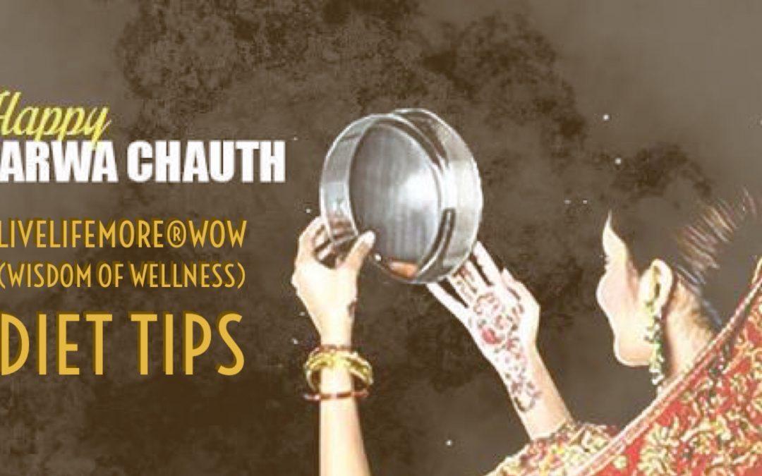 Sargi and Fasting Tips for Karva Chauth