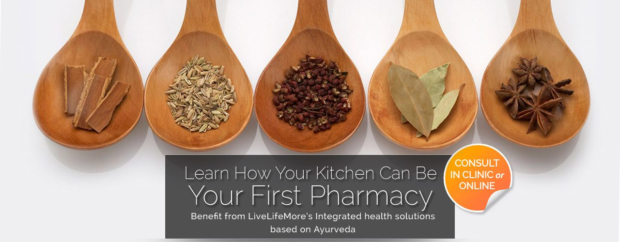 Home Kitchen First Pharmacy Consult for Holistic Approach