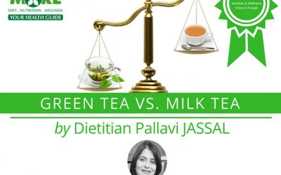 Which Is Healthier, Green Tea Vs. Milk Tea?