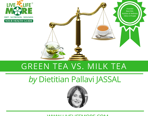 Which Is Healthier, Green Tea Vs. Milk Tea?