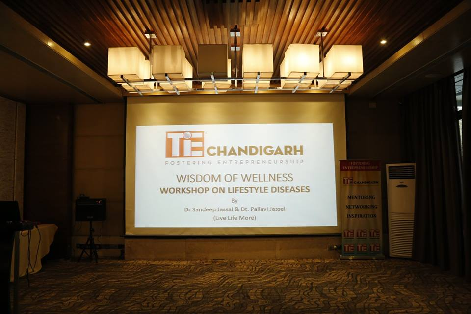 Glimpse Of WOW (Wisdom Of Wellness) Health Workshop on Lifestyle Diseases at JW Marriot