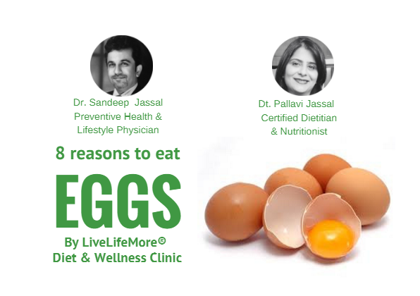 8 Nutritional Health Benefits of Eggs that you should know