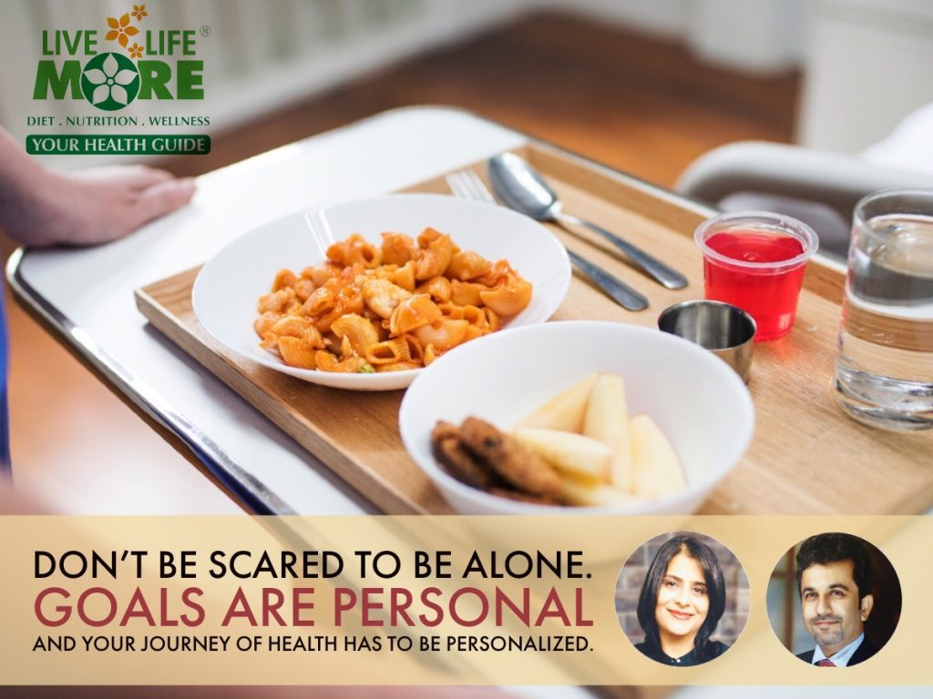 Personalized Diet & Lifestyle Advisory Services
