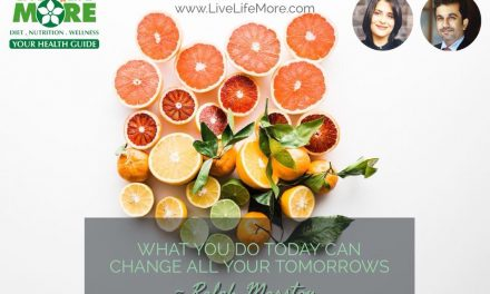 What you do today can change all your tomorrows – Health Motivational Quote