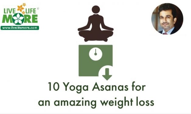 10 Yoga Asanas For An Amazing Weight Loss