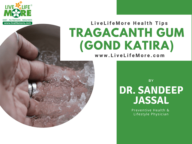 What is Tragacanth Gum and Health Benefits of Gond Katira