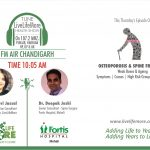 LiveLifeMore Show – Osteoporosis of Spine – Dr. Deepak Joshi