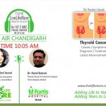 LiveLifeMore Show – Thyroid Cancer – Dr. Naval Bansal