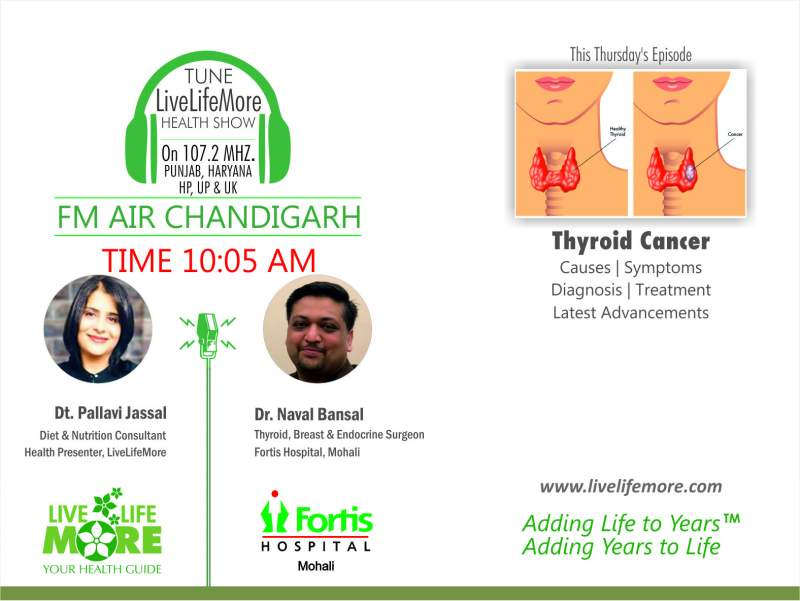 2019-2-7-LLM Show-Thyroid Cancer-Dr Naval Bansal