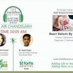 LiveLifeMore Show – Congenital Heart Defects – Dr Rajat Gupta