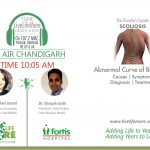 LiveLifeMore Show – Abnormal Curve of Backbone – Dr Deepak Joshi