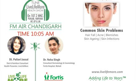 LiveLifeMore Show – Common Skin Problems – Dr Neha Singh