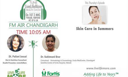 LiveLifeMore Show – Summer Skin Care – Dr. Sukhmani Brar