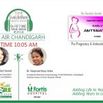 Live Life More Show – Pre-Pregnancy & Antenatal Care with Dr Harpreet K Isher