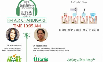 Live Life More Show – Root Canal Treatment with Dr. Neetu Narula
