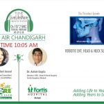 Live Life More Show – Robotic ENT, Head & Neck Surgery with Dr Ashok Gupta