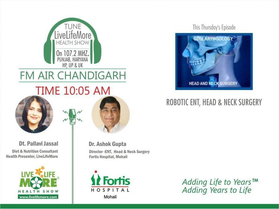 2019-6-6 -LLM Show -Robotic ENT, Head & Neck Surgery- Dr Ashok Gupta