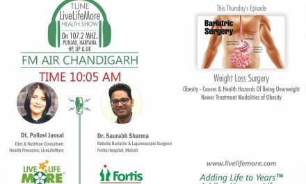 Live Life More Show – Metabolic Surgery with Dr. Amit Garg