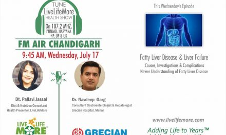 Live Life More Show –  Fatty Liver Disease with Dr Navdeep Garg