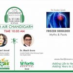 Live Life More Show – Frozen Shoulder with Dr. Manit Arora