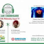 Live Life More Show – Coronary Heart Disease with Dr JS Sabharwal