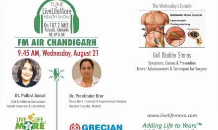 Live Life More Show – Gall Bladder Stones with Dr Preetinder Brar