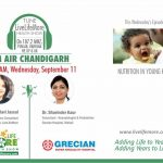 Live Life More Show – Nutrition In Young Kids – Dr Shavinder Kaur