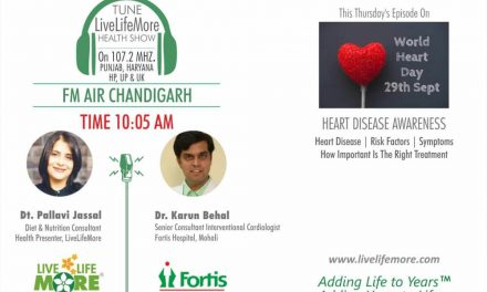 Live Life More Show – Heart Disease Awareness with Dr. Karun Behal