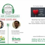 Live Life More Show – Heart Disease Awareness with Dr Arun Kochar