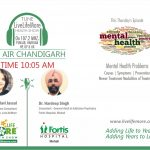 Live Life More Show – Mental Health Problems with Dr. Hardeep Singh