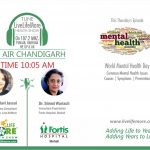 Live Life More Show – World Mental Health Day with Dr. Simmi Wariach