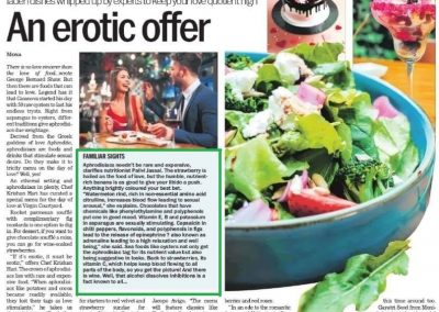 Dt Pallavi Jassal Tribune Lifestyle 13 Feb 2020
