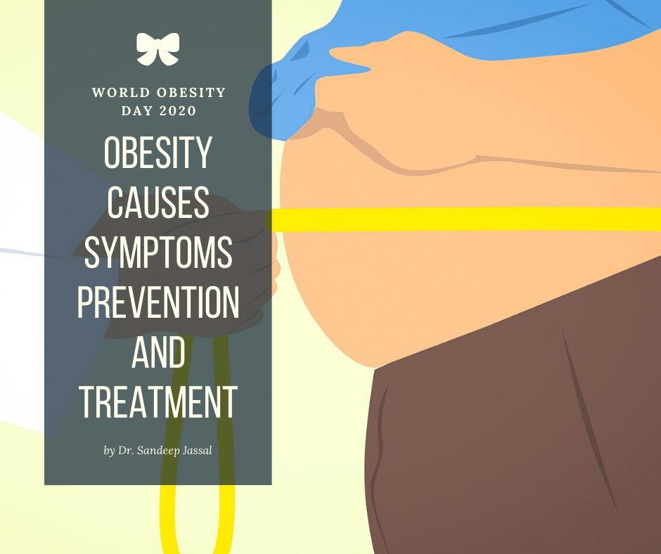 Obesity: Lifestyle, Symptoms, Causes, Risk, Treatment & Diet