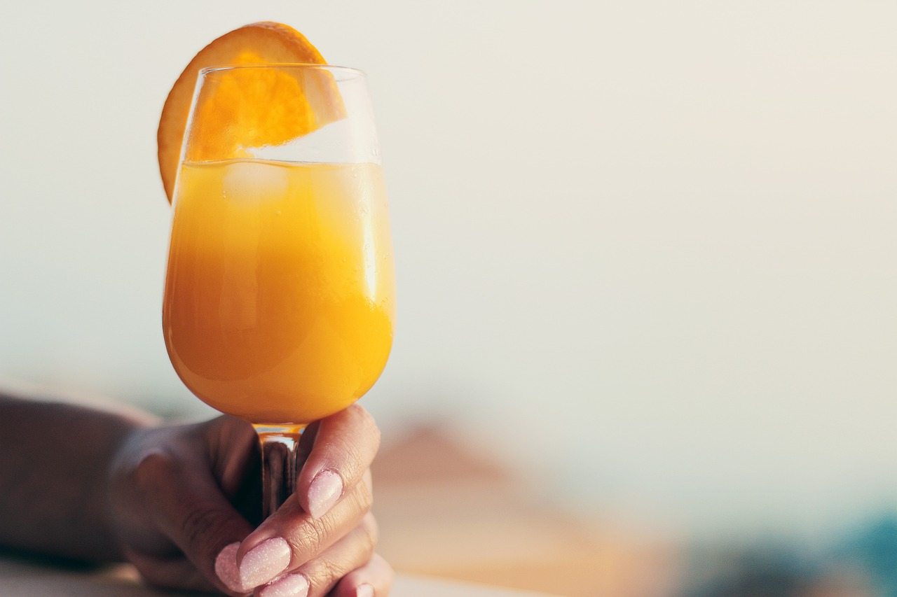 Boost Your Immunity: How To Make Orange Turmeric and Ginger Detox Drink