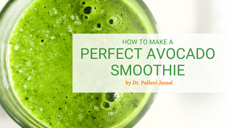 How to Make a Perfect Avocado Smoothie – Health Recipes