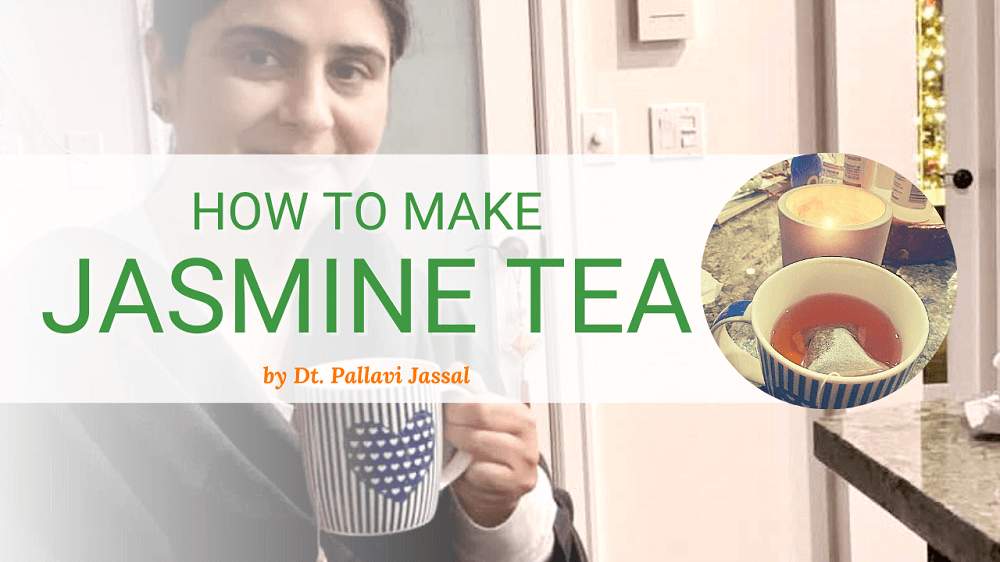 How to Make a Perfect Jasmine Tea – Health Recipes